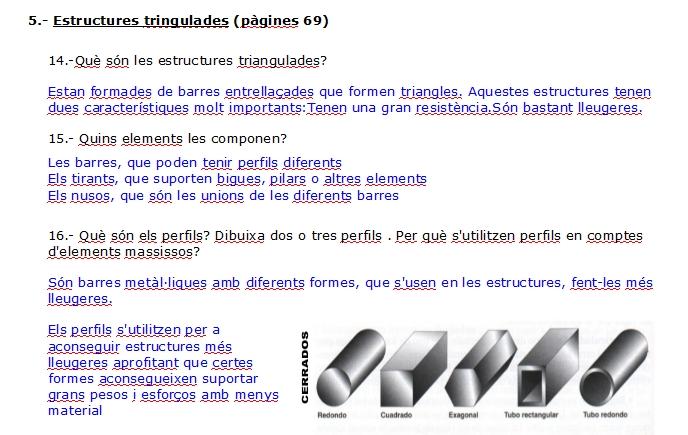 Solucions dels exercicis del tema d\'estructures | Blog de Tecnología ...